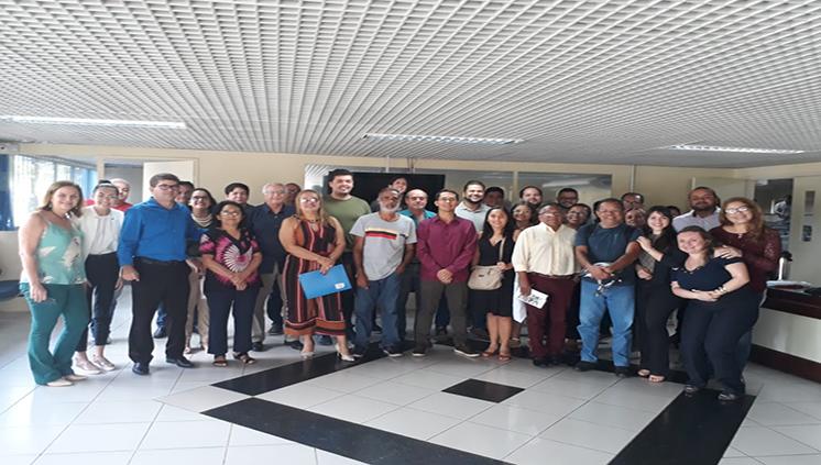 Servidores da UFPA recebem treinamento de almoxarifado e patrimônio
