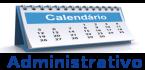 Calendário Administrativo